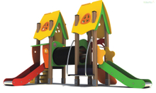 HDPE Playground Equipment2