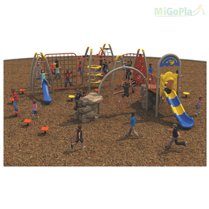 Outdoor Physical Equipment6