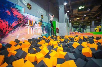 Trampoline park is conducive to children's sports enlightenment